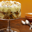 Cinnamon-Pear Trifle