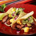 Grilled al Pastor-Style Tacos